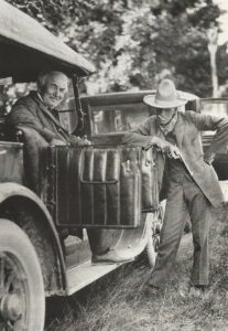 1923 thomas edison henry food cowboy